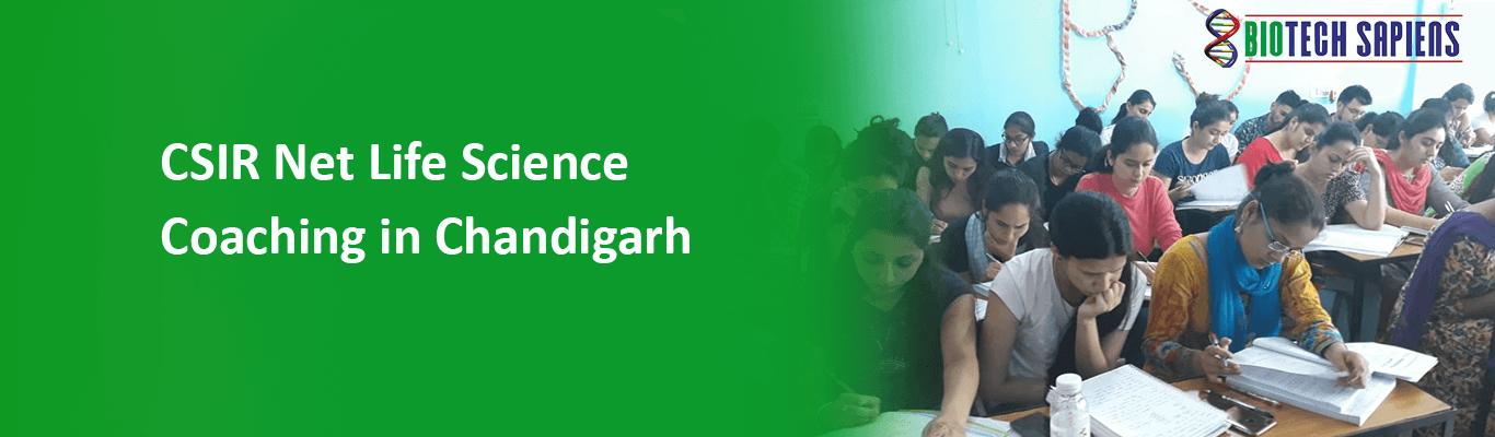CSIR NET Coaching in Chandigarh